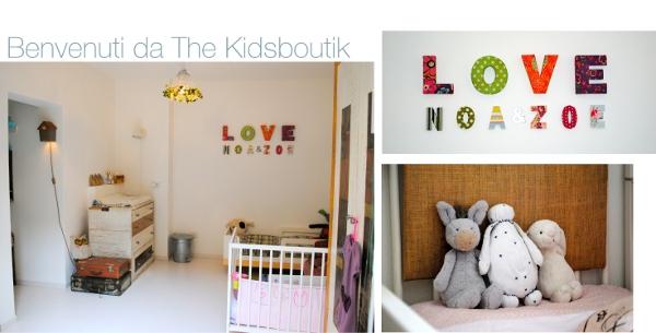Kids room tour a casa di The KidsboutiK