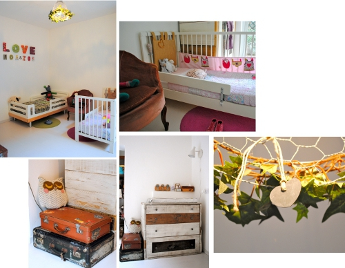 kids room tour at The KidsboutiK