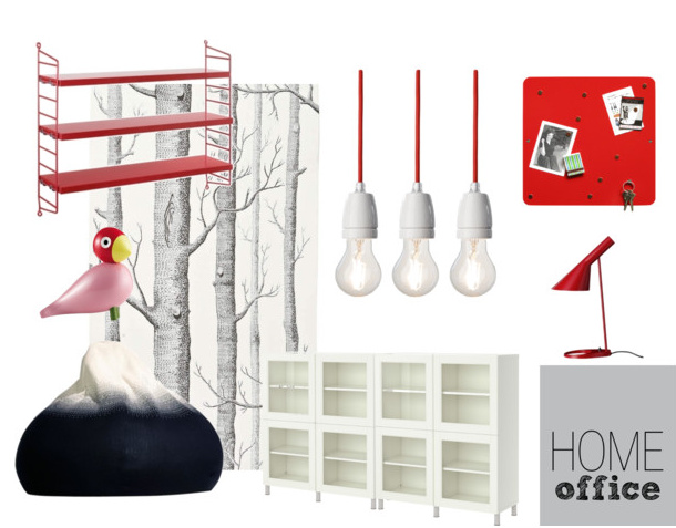 Home office inspirations by Designperbambini.it