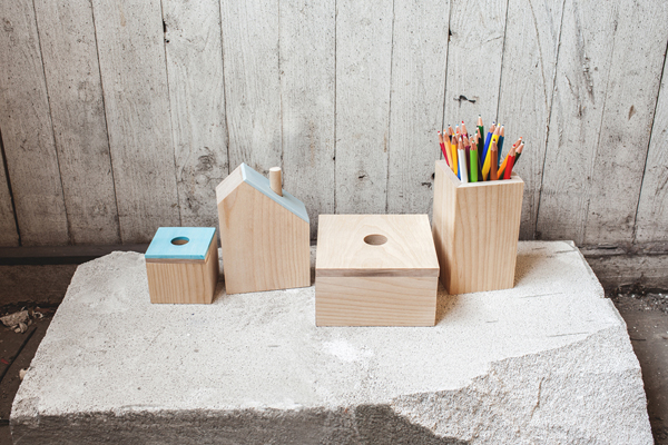Office by Domaas Høgh Studio via designperbambini.it