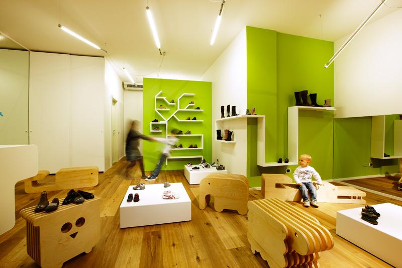 Piccole Impronte shop by Designwerkstatt