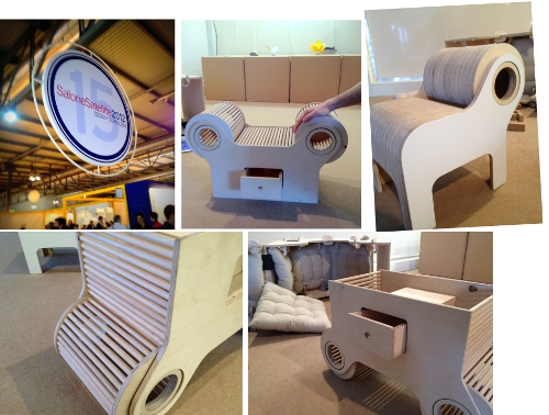 design per bambini dal salone satellite 2012
