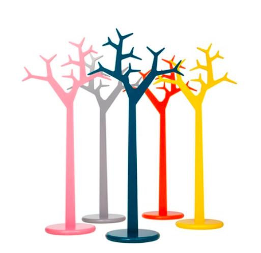 Swedese tree coat hanger via designperbambini.it