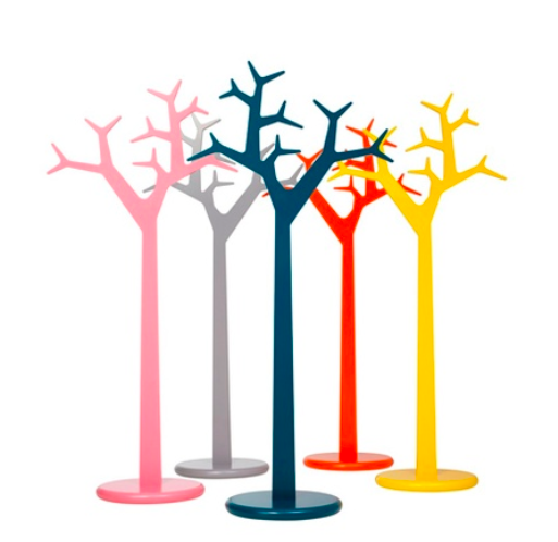 Swedese tree coat hanger via designperbambini.it