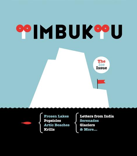 Timbukto the iPad magazine for kids